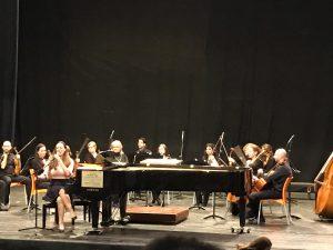 קונצרט בהנחיית הפסנתרנית אורית וולף